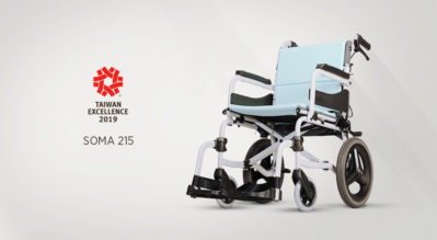 Congratulations to SOMA 215 for winning 2019 Taiwan Excellence Award