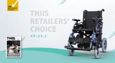 KP-25.2 Named Retailers' Choice in U.K.!